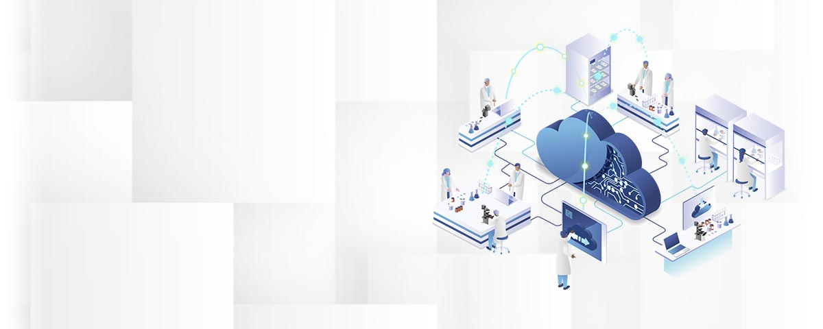 Olympus Life Science Solution Cloud