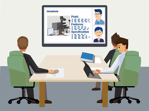 STEP3: オンラインビデオ会議