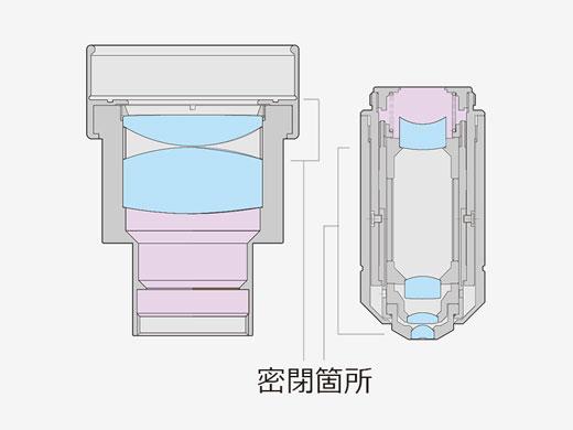 防カビ処理で顕微鏡をベストな状態に保つ