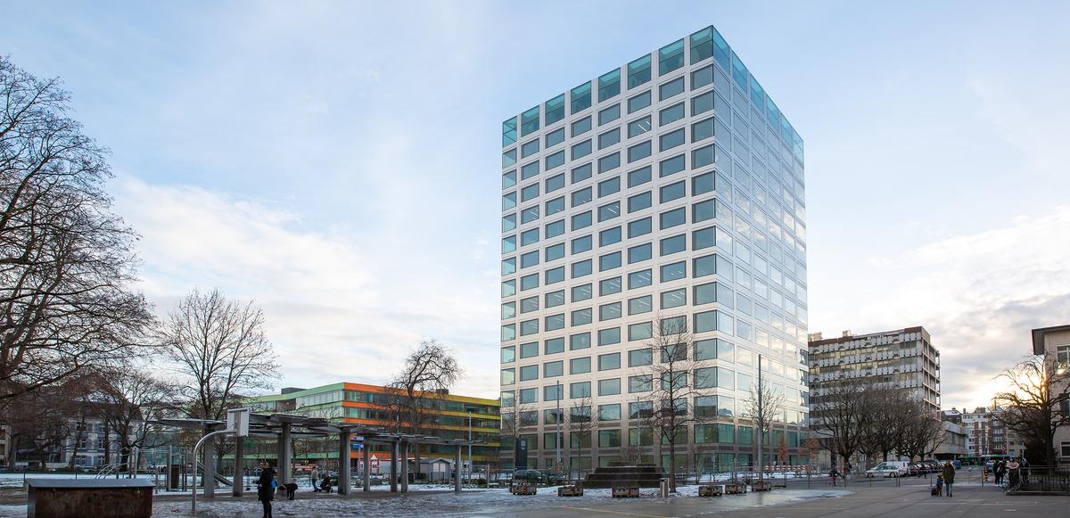 The Biozentrum of the University of Basel