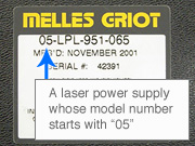 Multi Argon Laser Label3