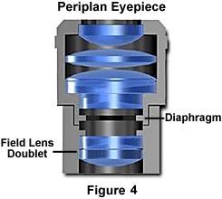 Periplan eyepiece
