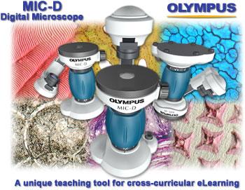 Olympus MIC-D Digital Microscope