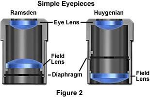 Anatomy of a microscope eyepieces oculars ccuart Image collections
